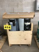 "LOT OF (12) ROLLS OF 36"" (APPROX.), FOUNDATION ROLL MEMBRANE"