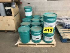PAIL OF TREMPROOF, 250GC, POLYURETHANE WATERPROOFING MEMBRANE