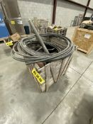 """LOT OF 12"""" WATER SUPPLY FLANGES AND 12"""", MAIN WATER GATE IN TOTE"""