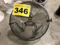 COMMERCIAL ELECTRIC, INDUSTRIAL FLOOR FAN