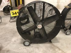 "KODIAK, FE-105D5FOL(H), 42"", COMMERCIAL FLOOR FAN"