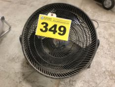 HONEYWELL, INDUSTRIAL FLOOR FAN