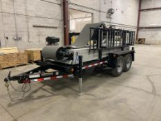 NEW TECH MACHINERY, SSQ, QUICK PANEL, TRAILER MOUNTED, ROOF PANEL MACHINE,2018