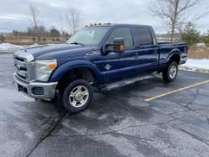 FORD, F-350, PICK-UP TRUCK, SUPERCREW, DIESEL ENGINE, 4X4, 350,480 KMS, 2012
