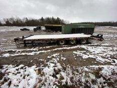 CAM, 25CAM829TA, 25 TON, 29', TRI-AXLE, FLOAT TRAILER, VIN #5JPPU3533DP032512, 2013 (LOCATED AT 8308