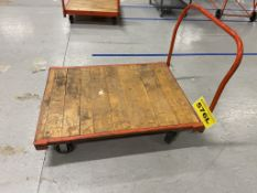 """FACTORY EQUIPMENT, 48"""" X 36"""", DOLLY"""