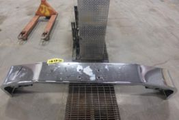 "HEAVY TRUCK, 92"" X 20"" X 3/14"", FRONT STEP BUMPER (NO HARDWARE)"