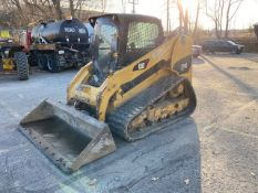 CATERPILLAR, 279C, TRACK MOUNTED, SKID STEER, 4,225 HOURS, S/N CAT0279CKMBT00776, 2008