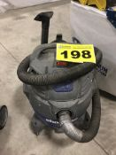 SHOP-VAC, 16LHT650C, WET / DRY VACUUM WITH SPARE BAGS