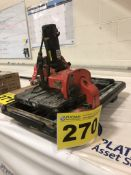 HUSKY, THD950LN, TILE SAW WITH TRAY, S/N J8042624