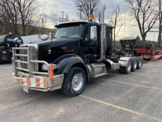 PETERBILT, 567, TRI-AXLE, SLEEPER TRUCK TRACTOR, CUMMINS ISX 15, 525 HP, DIESEL ENGINE, EATON,
