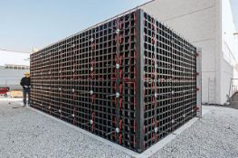 PERI, DUO, FORMWORK SYSTEM, 2018 COMPRISED OF: DUO, PANEL, 135X90, 145 PIECES (APPROX.) DUO, MULTI