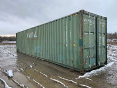 SUZHOU, 40', SEA CONTAINER, 2002
