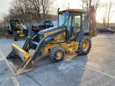 JOHN DEERE, 310J, 4X4, BACKHOE / LOADER, ENCLOSED CAB, 4,831 HOURS, S/N 1T0310JXAA0184559, 2010