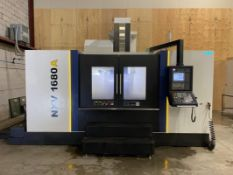 YCM, NXV1680A, 3 AXIS, CNC VERTICAL MACHINING CENTRE, 12,000 RPM CAT 40, SPINDLE, 2019