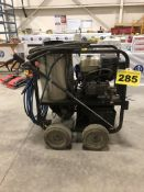 KARCHER, GAS POWERED, HOT WATER PRESSURE WASHER, 558 HOURS