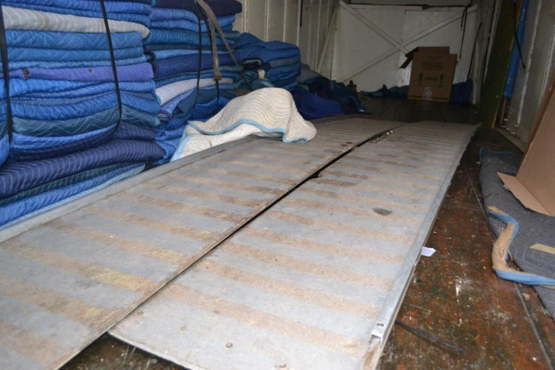 Loading Ramp (in Lot 6)