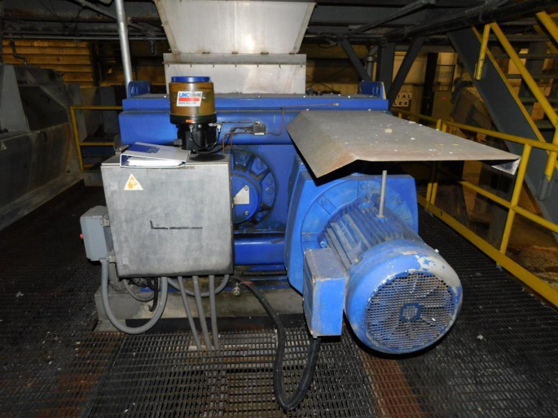 Lot 41 - Trumag/Meri Compax Screw Press Model CFX60R, S/N 11140 (2009), Driven by 30kw Motor (#EC-774-02-023,
