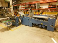 LOT: MBO Type B21 8-Page Continuous Feed Folder (New 2004)