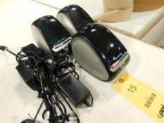 LOT: (3) DYMO 450 Label Printers