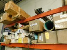 LOT: HEIDELBERG Rollers and Misc. Parts