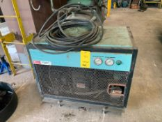 Refrigerated Air Dryer, S/N 08-03-81-5207