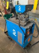 Miller 750 Amp Wire Welding Cart, S/N JH306648, 100 Max. Volts
