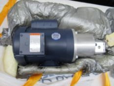 Fredriksen Slide pump/motor to raise upper section - New in Box