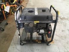 Generator for Fredriksen Slide - 5000 watt generator with twist lock plug