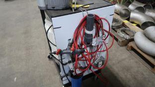 LOT: (1) ELGA Water Purifier, MDL PFXXXXMI, S/N FLB0000 4585, 5/2013, (1) Q-Pod Milli-Q Water Dispen