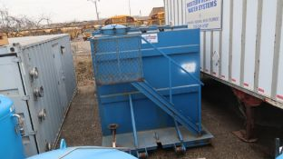 Roll-Off Liquid Storage, 23 ft. Overall Length (est.), 8 ft. 6 in. Overall Height (est.), 96 ft. Wid