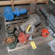 LOT: Assorted Check Valves on (1) Pallet