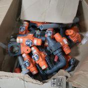 LOT: Assorted Pneumatic Actuators