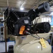 Ingersoll Rand 10 HP 2-Stage Air Compressor, 20 Gal. Receiving Tank