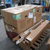 LOT: Pipe Insulation on (1) Pallet