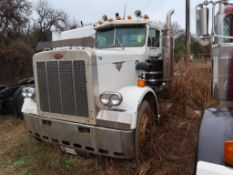 1985 Peterbilt Tandem Axle Tractor, (AS IS - NOT IN SERVICE), VIN: 175456KN, Unit T8