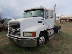 1993 Mack Model CH613, Sleeper Tractor, 12.0L LG Diesel, 10-Speed Trans,VIN: 1M1AA13Y8PW025745, Unit