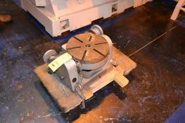 12 in. Inclinable Horizontal & Vertical Inclinable Rotary Table
