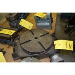 12 in. Horizontal & Vertical Rotary Table