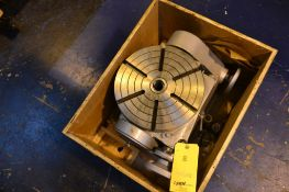 12 in. Inclinable Horizontal & Vertical Rotary Table (Never Used)