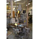 Supermax 3 HP Variable Speed Vertical Mill Model YCM-16VS, S/N 9012491, 9 in. x 49 in. Power Feed Wo