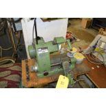 Feinmechanik/Deckel Model SO Tool & Cutter Grinder, S/N 85-22