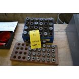 LOT: Assorted T-6 Collets