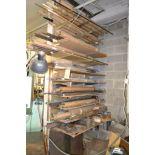 LOT: Assorted Metal Stock, Various Sizes