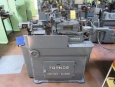 Tornos Bechler Single-Spindle Automatic Screw Machine Model R10, S/N 26558