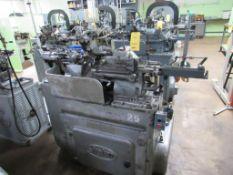 Strohm Single-Spindle Automatic Screw Machine