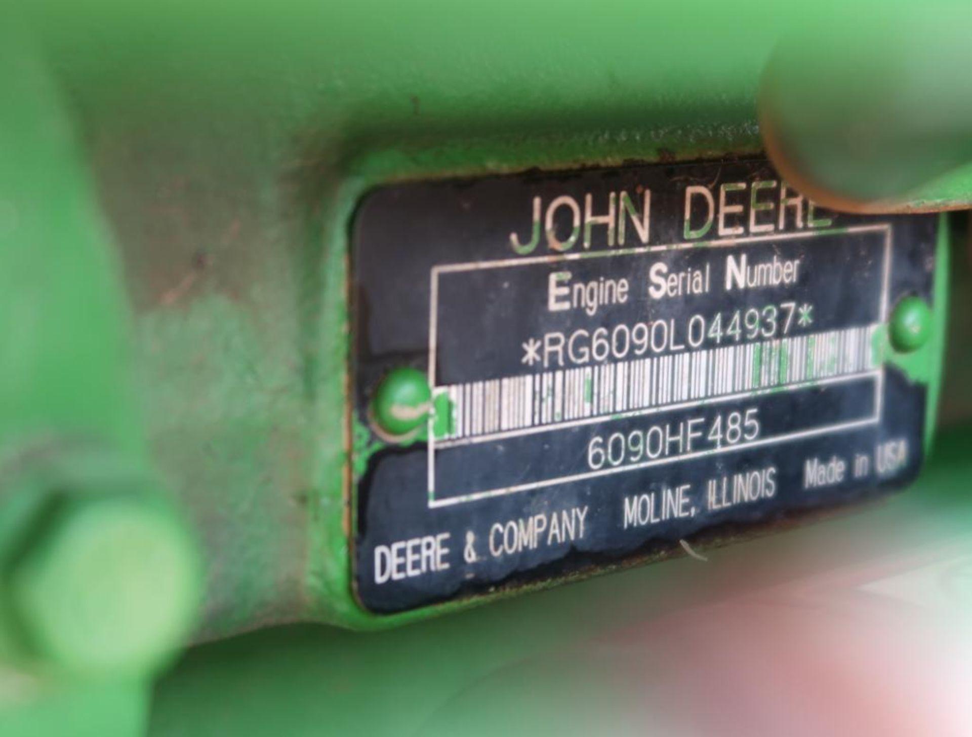 Lot 385 - LOT: 2007 Amer 15 ft. Tandem-Axle Gooseneck Trailer Model Power Swivel, VIN 17YGN14227B036573, John