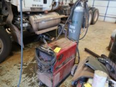 Lincoln MIG Welder Model 255C (tank not included)
