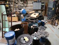 LOT: Assorted Hydraulic Hose