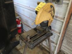 Delta 14 in. Chop Saw, with Stand